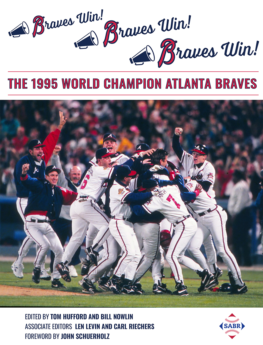 Relive The 1995 World Championship Season A Free Online Zoom Meeting Atlanta 400 Baseball Fan Club