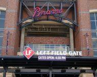 Left Field Gate