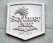SunTrust Park est. 2017