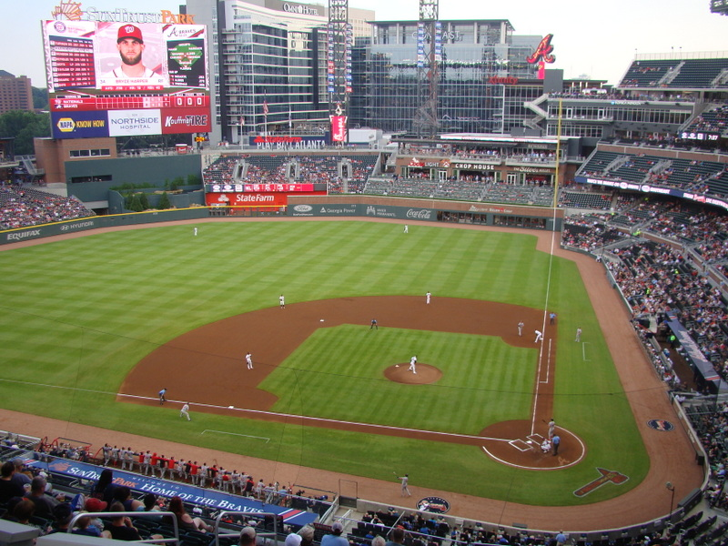 Braves vs Nationals