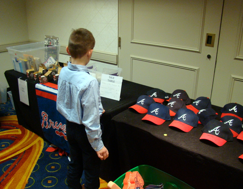 Checking out the Sale Table