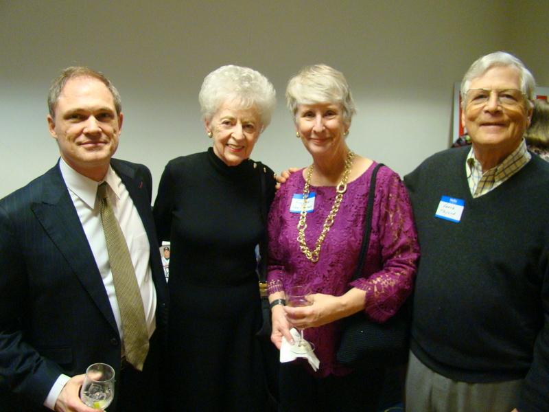 Gee Ward, Dottie Hopple, Elaine Van Wieren, Vance Taylor
