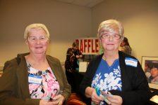 Brinda Worcester, Linda Hall