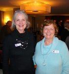 Becky Sawyer, Nancy Badertscher