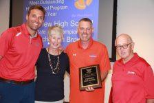 Pete Van Wieren Baseball Program of the Year (Parkview)