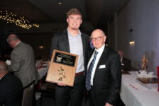 Aaron Schunk, Jason Varitek Award for College Scholar-Player of the Year