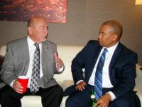 Leo Mazzone & Ron Knight
