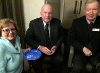 Nancy, Rick, Dave